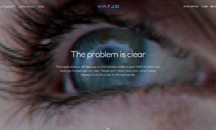 Varjo VR, a new reality