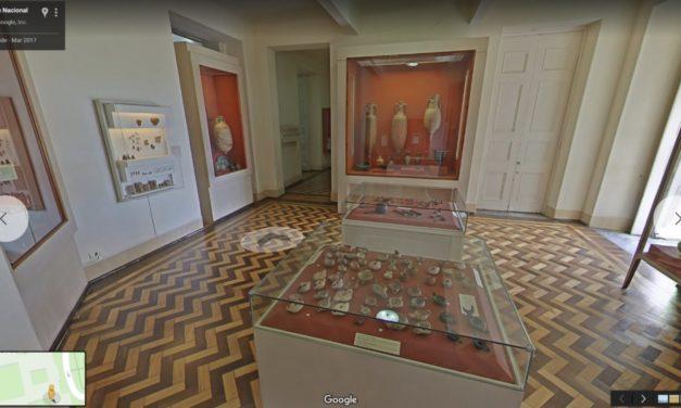 Google opens virtual version of fire-ravaged Brazil museum