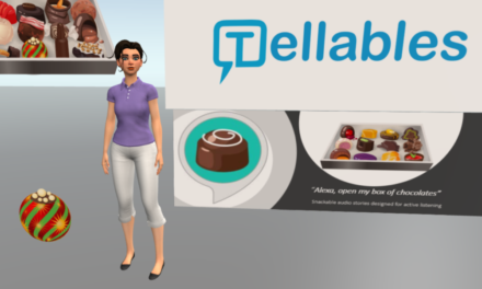 Tellables Unveils Its Lineup Of Virtual Storytellers