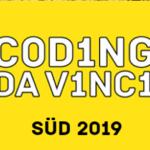 Mash it, move it, improve it! – Upcoming Cultural Hackathon Coding da Vinci Süd
