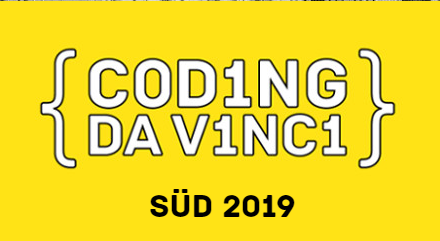 Mash it, move it, improve it! – Upcoming Cultural Hackathon Coding da Vinci Süd