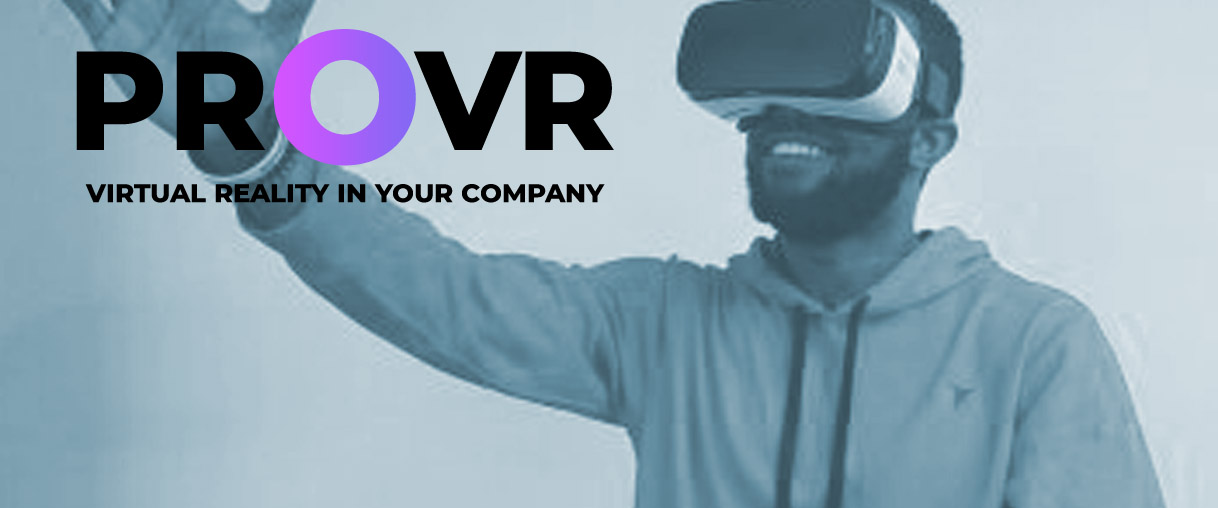 PROVR helps companies to integrate VR