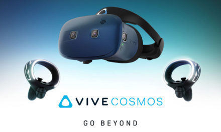 HTC launches new VR Headset, the VIVE Cosmos