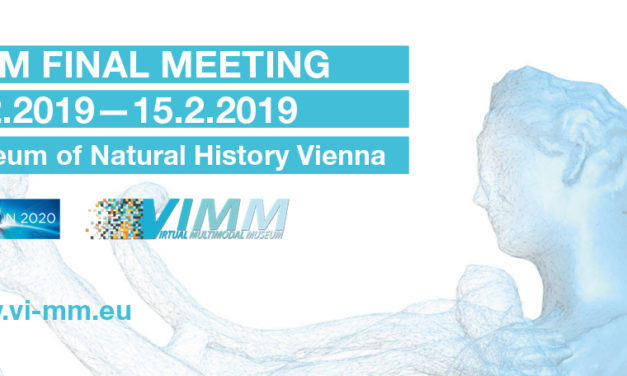Validating the Roadmap and Action Plan for Digital Cultural Heritage – ViMM Final Meeting.