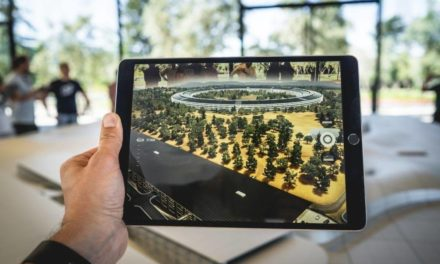 Team Mobi demos new AR capabilities
