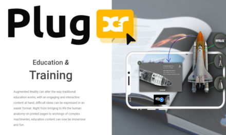 PLUGXR brings a free augmented reality tool
