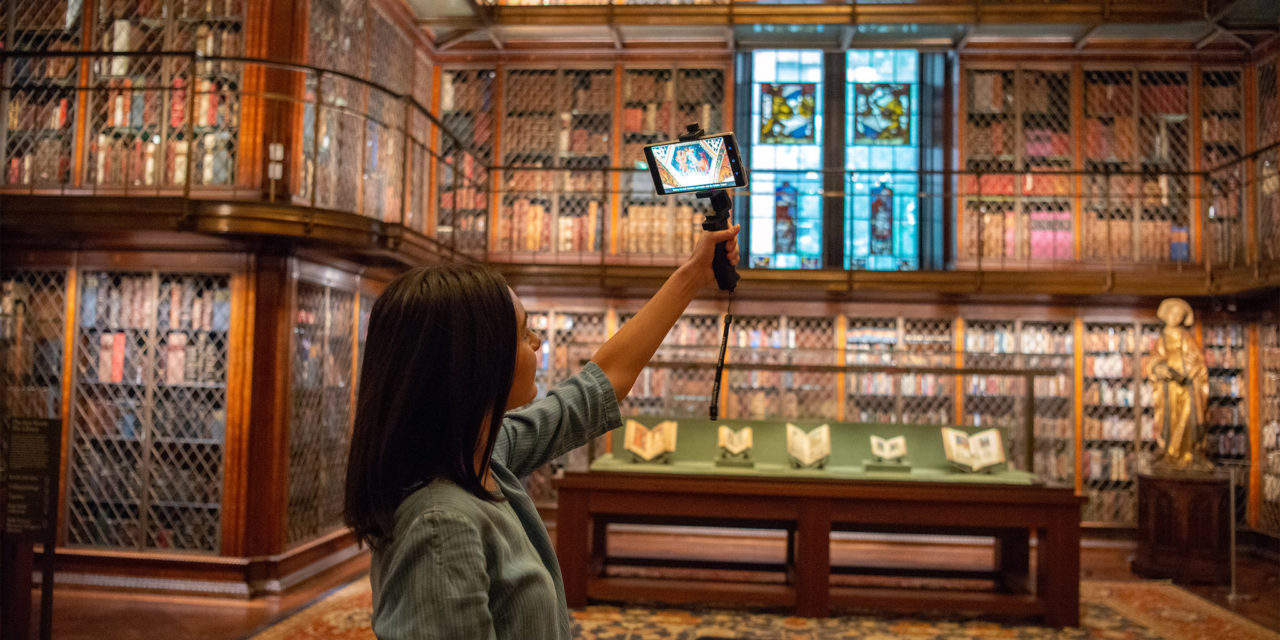 Meeting Old Masters, Rowing With Vikings — in Augmented Reality