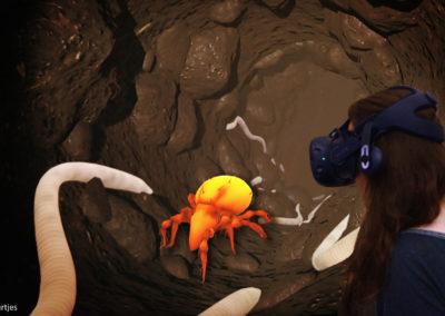 """Adventure Soil Life"" – A virtual journey through an unknown world"