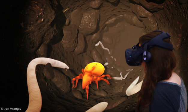 """Adventure Soil Life"" – A virtual journey through an unknown world"