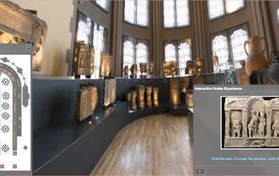 EMOTIVE HUNTERIAN MUSEUM DIGITAL STORYTELLING ABOUT THE ANTONINE WALL*