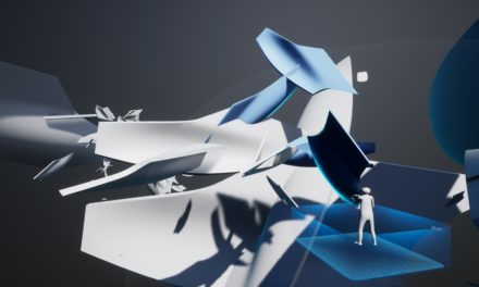 "Zaha Hadid's ""Project Correl"" Printed Model was Designed in Virtual Reality by Museum Visitors"