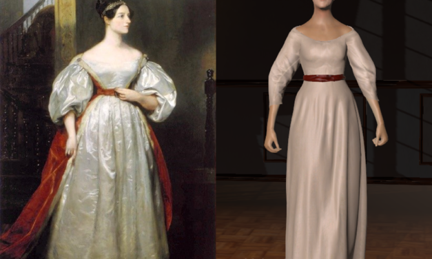 Virtual Lady Ada, an interactive museum exhibition