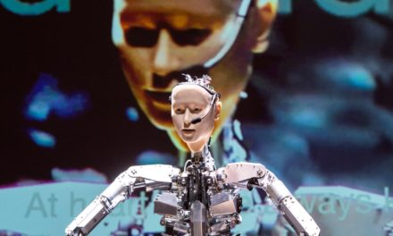 "Is it AI or a Circus Automaton? Alter 3 conducted ""Scary Beauty"", a German debut performance with the Japanese Philharmonic Düsseldorf and Keiichiro Shibuya (piano)"