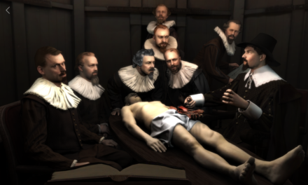 You Can Now Join Doctors as They Dissect a Corpse in Rembrandt's Most Famous Painting Through Augmented Reality
