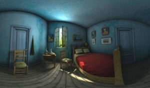 Van Gogh Bedroom 1