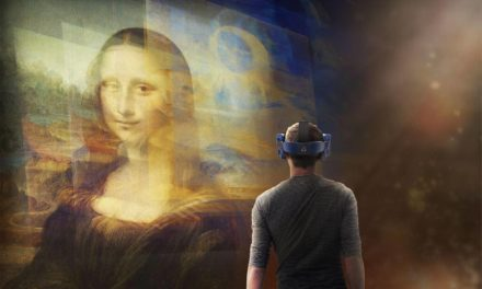 Get up close and personal with Leonardo da Vinci's Mona Lisa with the Louvre's first VR experience