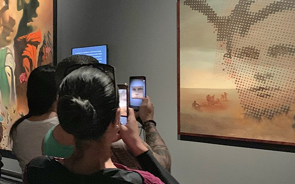 Dali Museum Takes Augmented Reality Mainstream