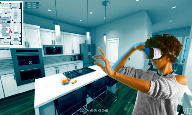Virtual Reality is influencing Architects & Interior Designers