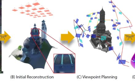 Plan3D: Viewpoint and trajectory optimization for aerial multi-view stereo reconstruction