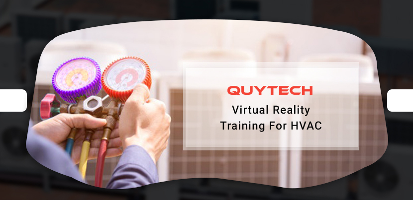 VR HVAC training: It's about experiencing training immersively