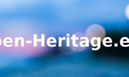 Open-Heritage.eu – New Online Platform for Heritage Research
