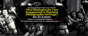 New Strategies for User Engagement & Digitised Photographic Heritage @ Museum für Fotografie