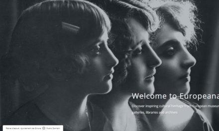 Europeana.eu new website release