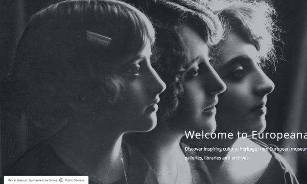 Europeana.eu new website release