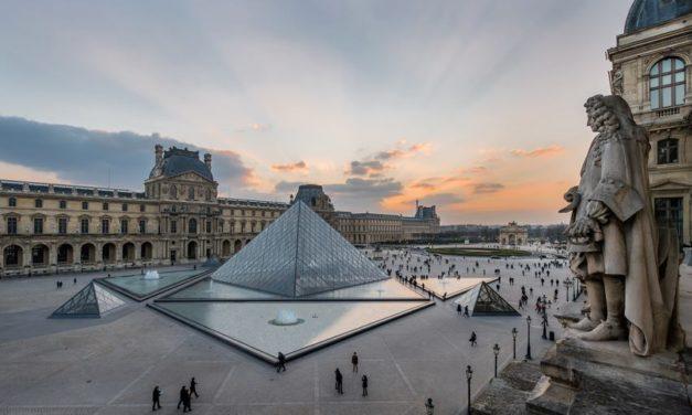 Virtual tour Louvre