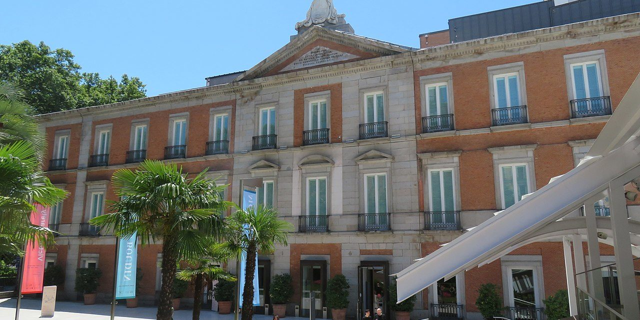 Thyssen-Bornemisza National Museum, Madrid