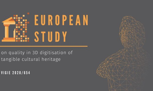 Survey on quality in digitisation of tangible cultural heritage